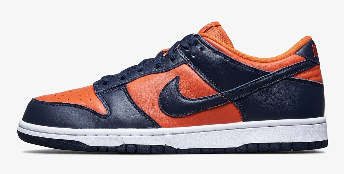 Nike Dunk Low 'Champ Colors' CU1727-800 Lateral