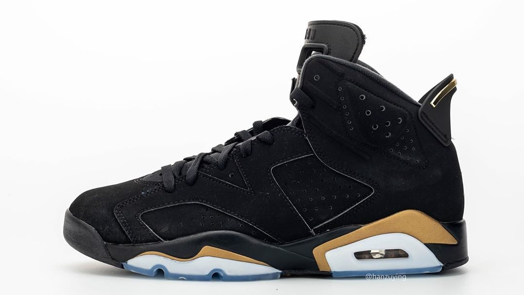 Air Jordan 6 DMP Release Date CT4594-007 Profile