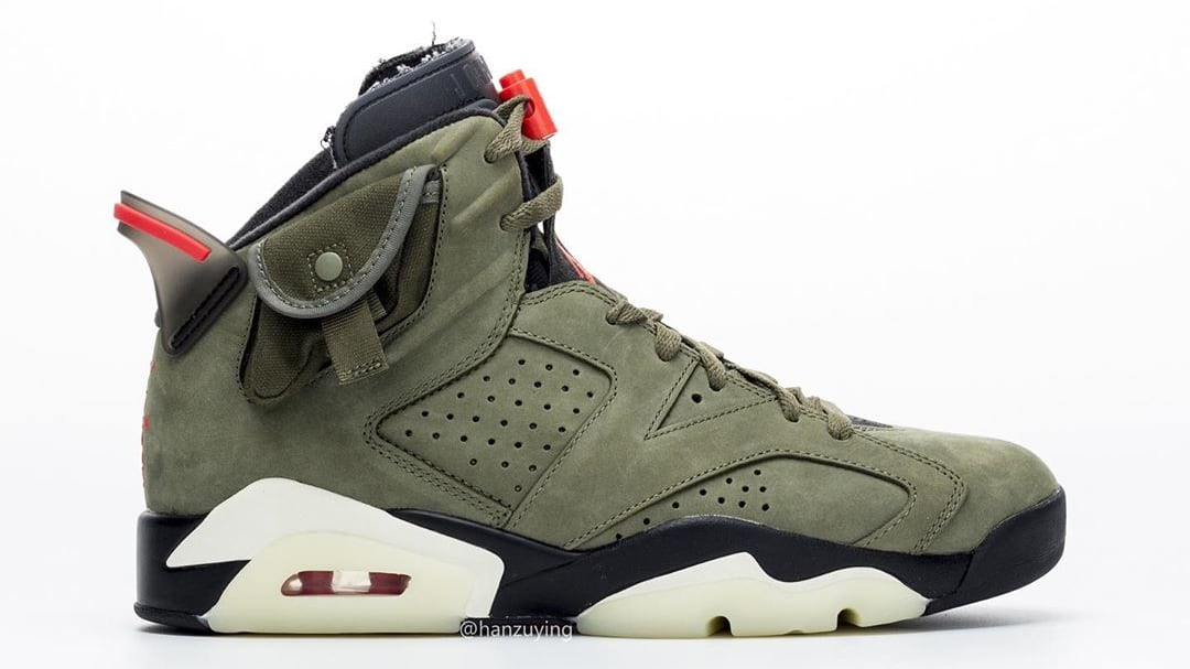 Travis Scott Air Jordan 6 Release date CN1084-200 Profile