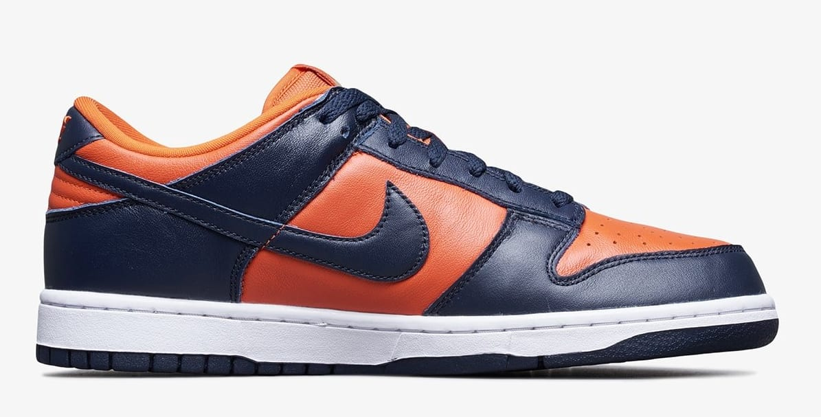 Nike Dunk Low 'Champ Colors' CU1727-800 Medial