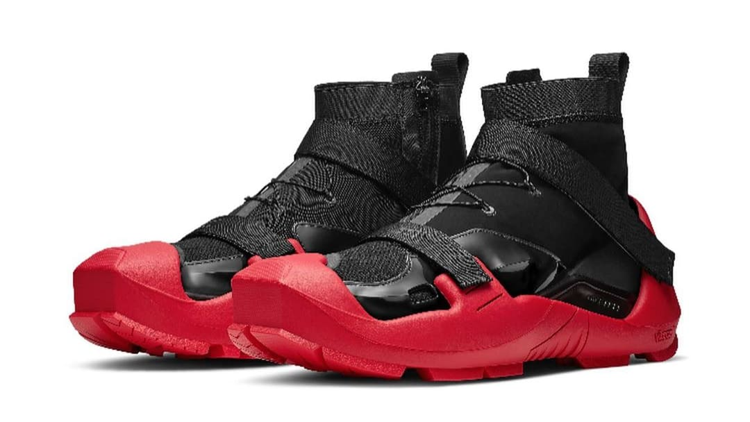 Matthew M. Williams x Nike 'Black/Red' (Pair)
