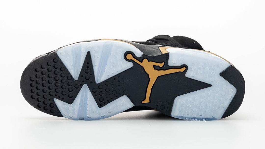 Air Jordan 6 DMP Release Date CT4594-007 Sole