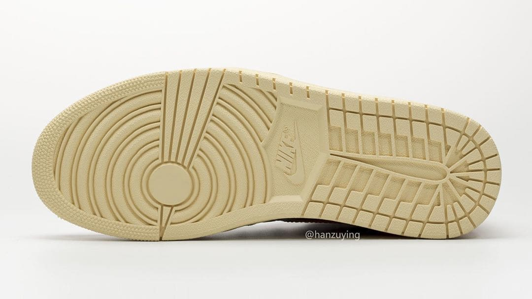 Air Jordan 1 Shattered Backboard 3.0 Release Date 555088-028 Sole