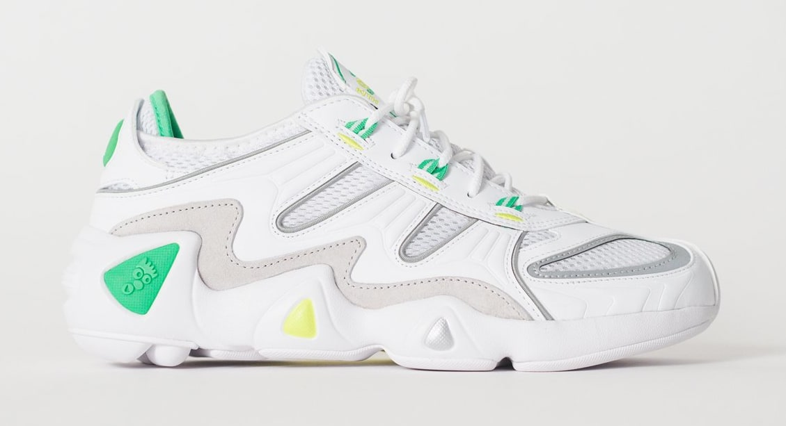Kith x Adidas FYW 97 'Green' (Lateral)
