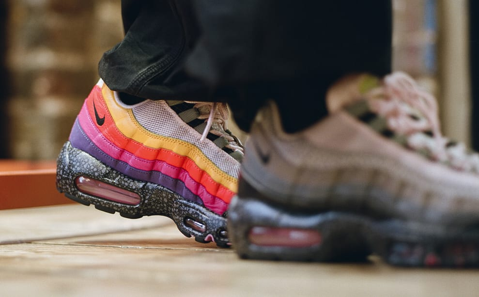 Size? Nike Air Max 95 '20 For 20' Medial