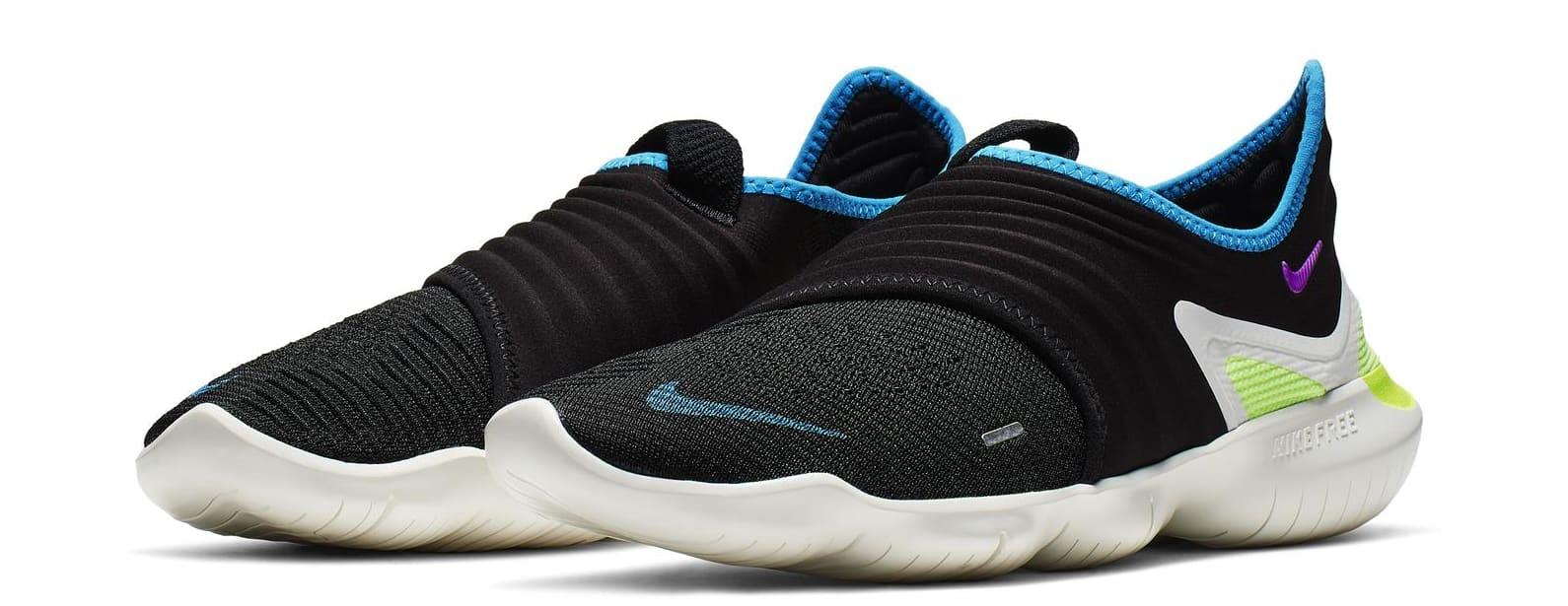 10c7c49bdcd44 Nike 2019 Free Running Collection Free RN Flyknit 3.0 Free RN 5.0 ...