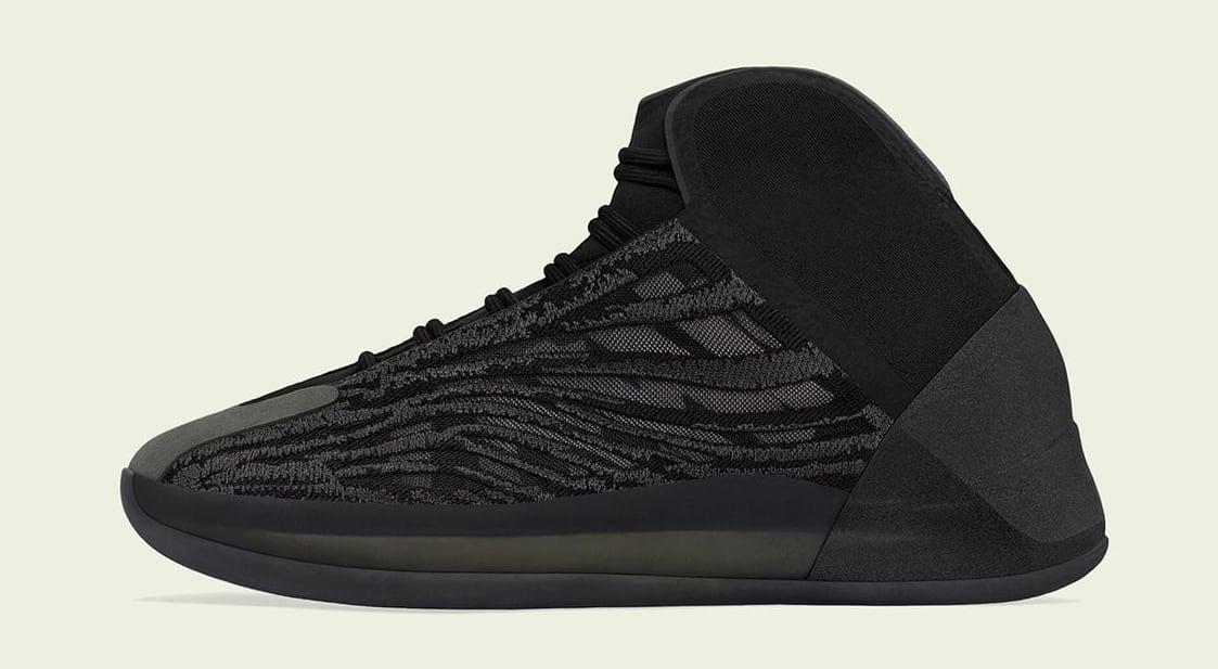 Adidas Yeezy Quantum 'Onyx' GX1317 Medial