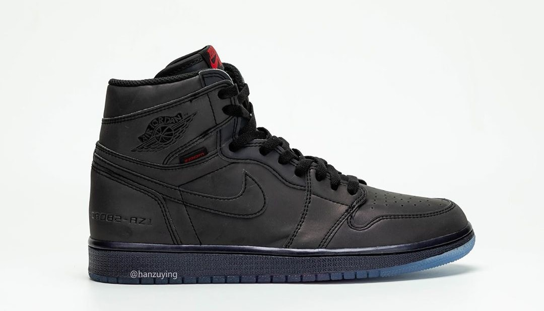 Air Jordan 1 High Zoom R2T BV0006-900 (Lateral)