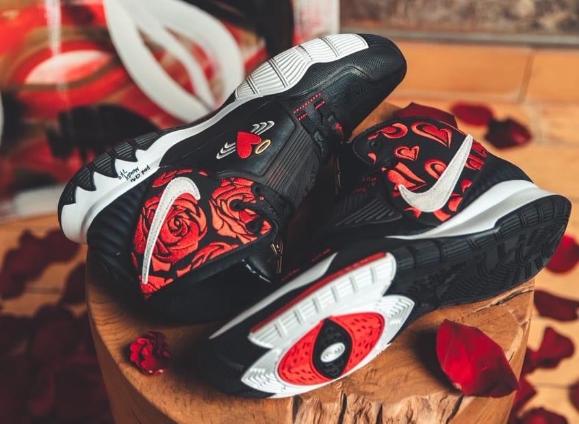 Sneaker Room x Nike Kyrie 6 'Mom' (Black Pair)