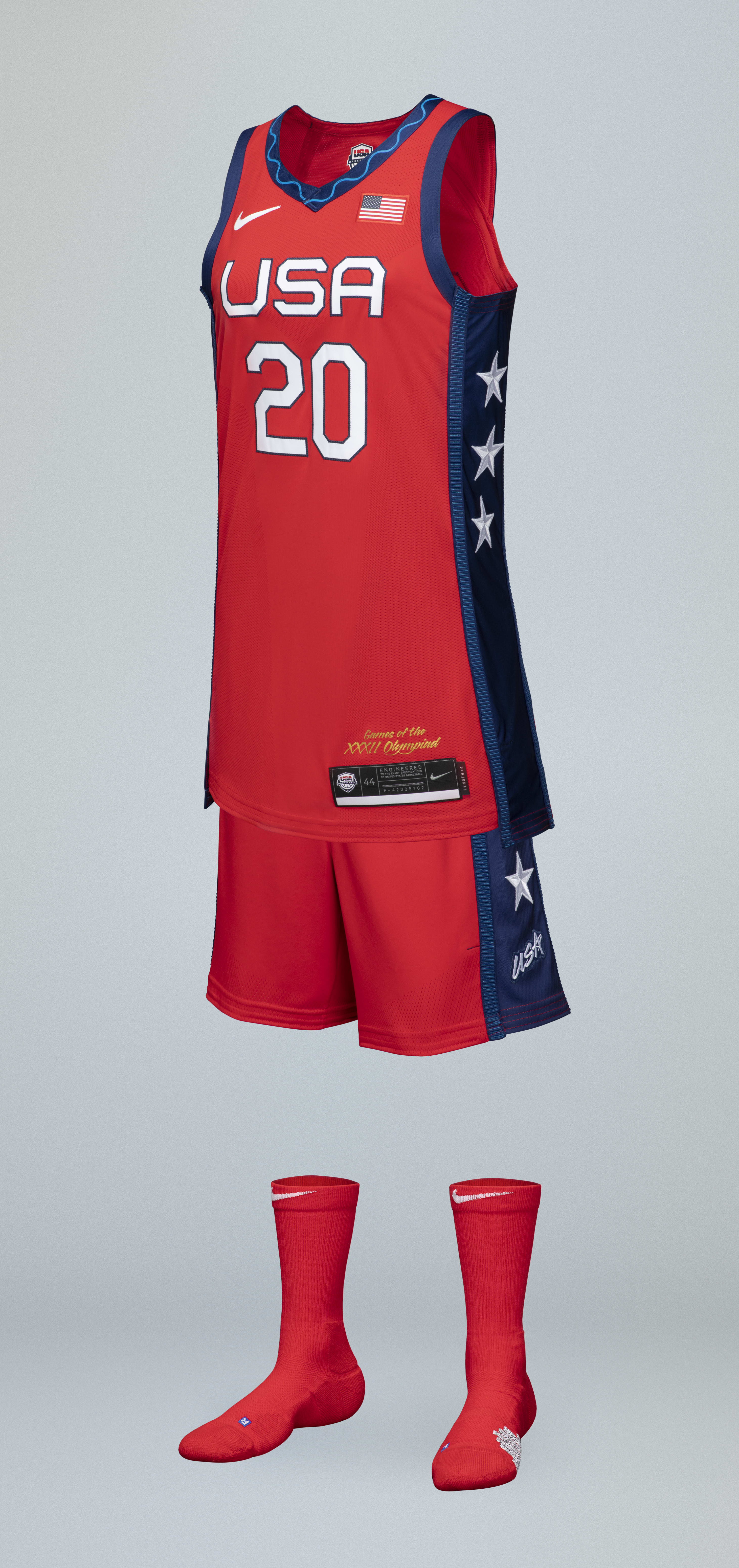 Nike Red Dynasty Jersey