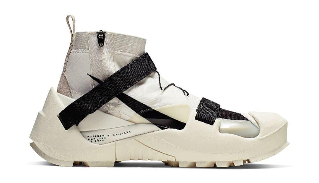 Matthew M. Williams x Nike 'Light Bone' (Lateral)