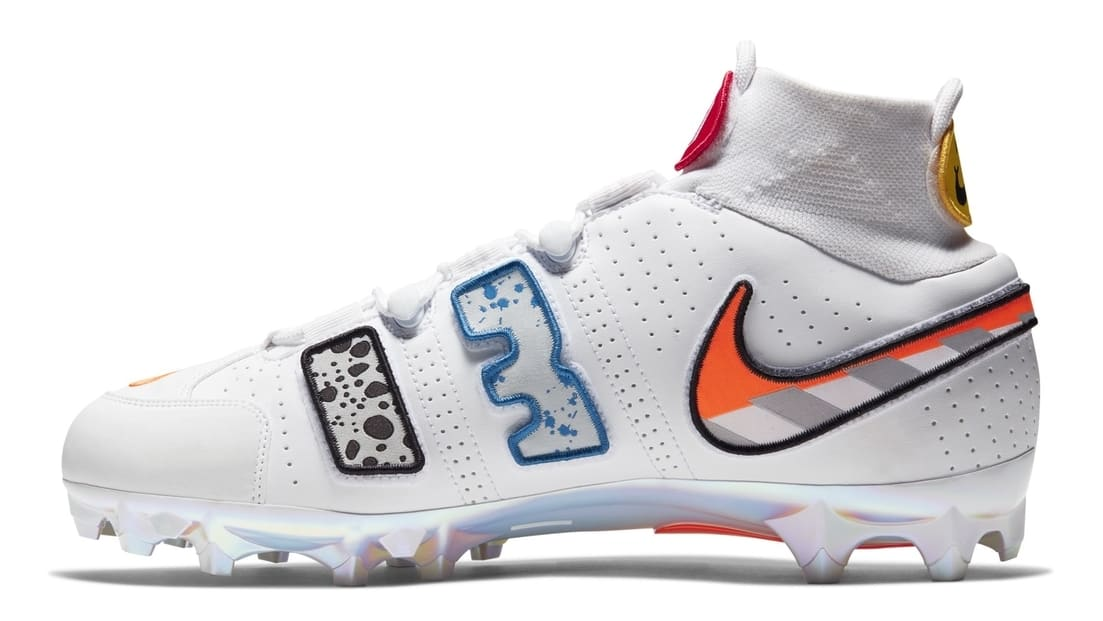 Odell Beckham Jr's Colorful New Cleats Rumored To Release Soon: Photos