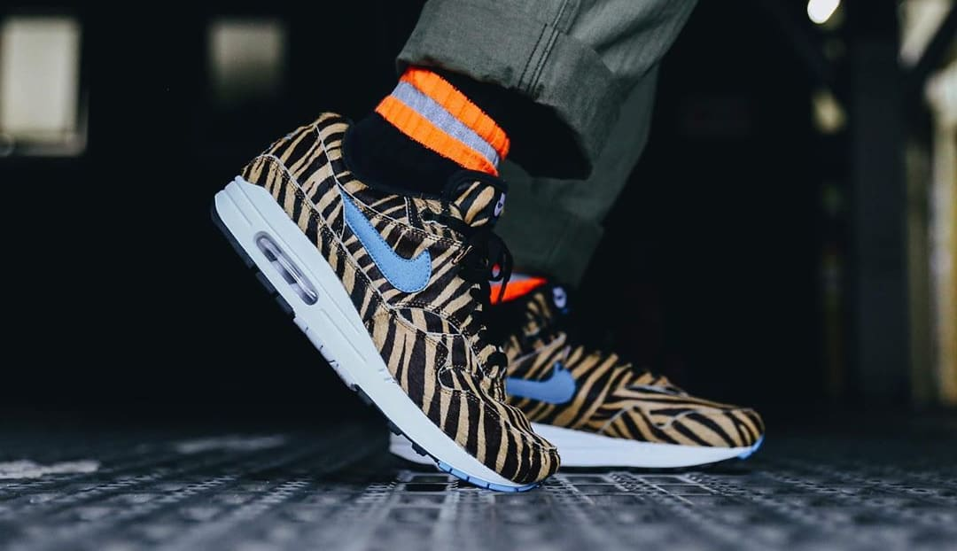 Atmos x Nike Air Max 1 'Animal 3.0/Tiger'