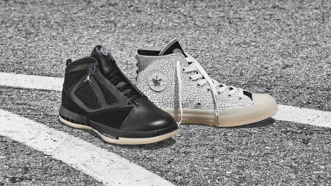 Jordan x Converse 'Why Not?' Pack Pair