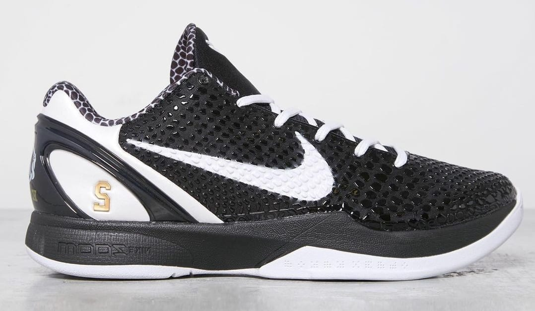 Nike Kobe 6 Protro 'Mamba Forever' Lateral