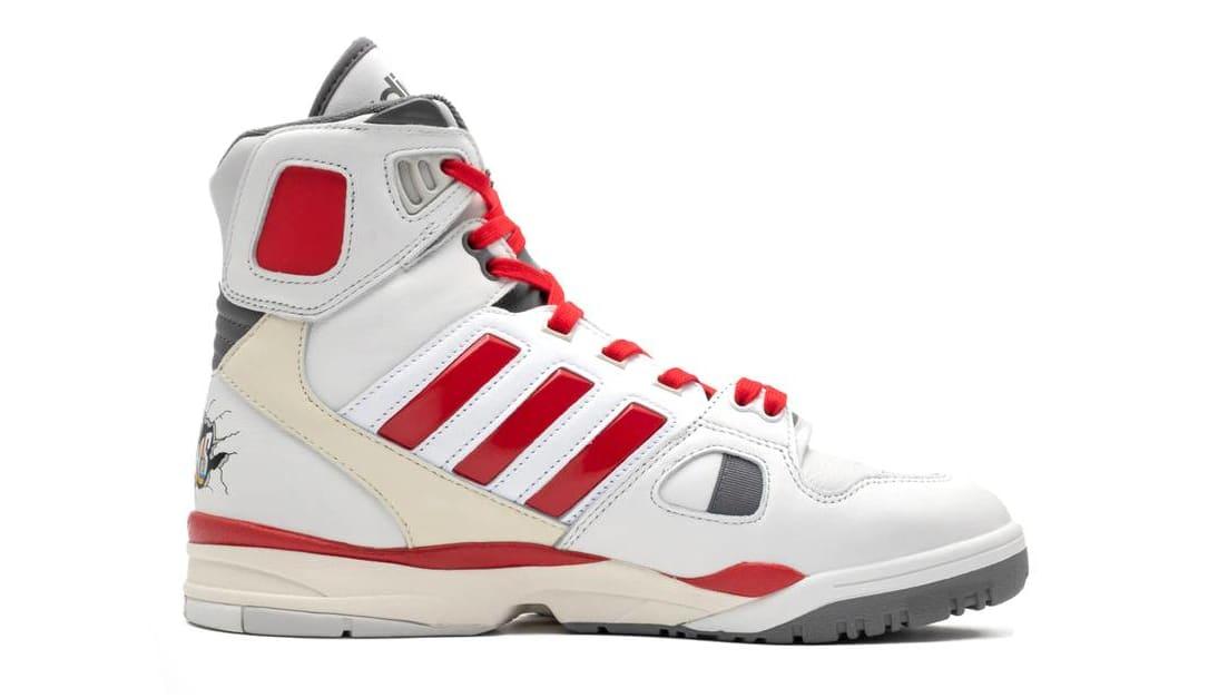 Adidas Originals Artillery Hi 'Wyld Stallyns' Medial