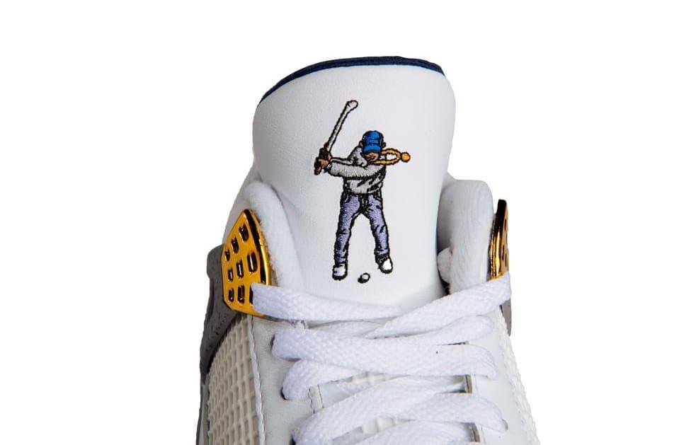Eastside Golf x Air Jordan 4