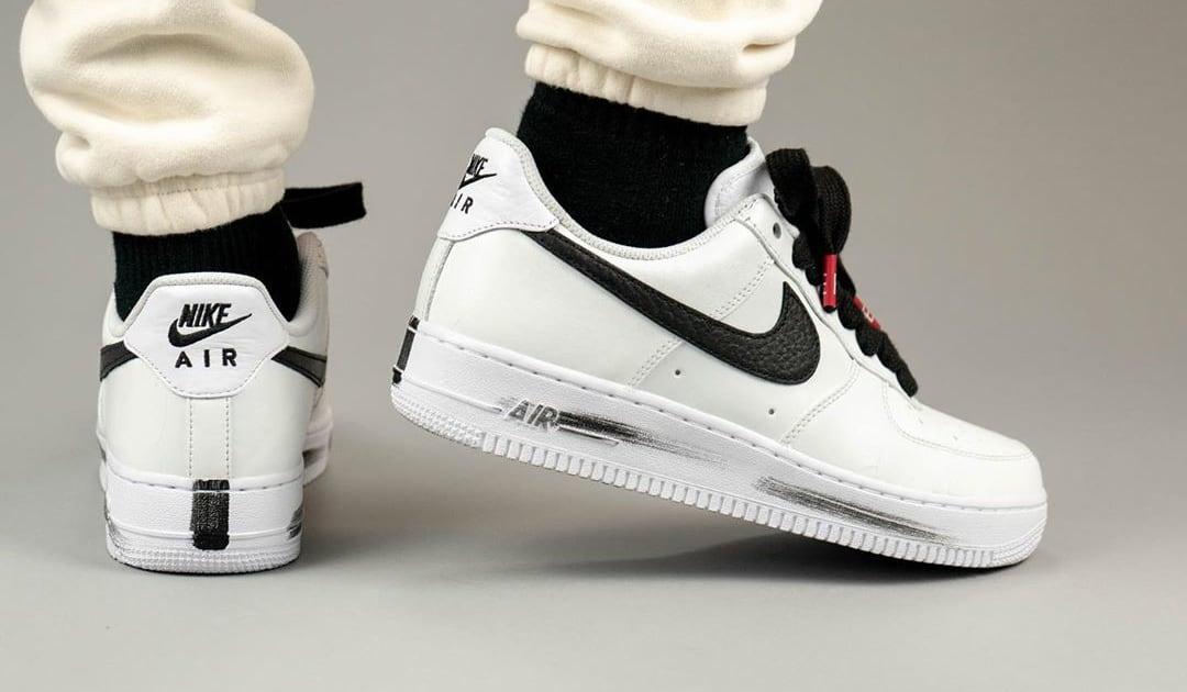 Peaceminusone x Nike Air Force 1 'Para-Noise 2.0' DD3223-100 Side
