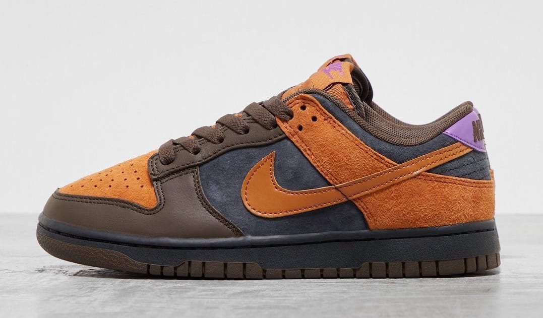 Nike Dunk Low PRM 'Cider' DH0601-001 (Lateral)
