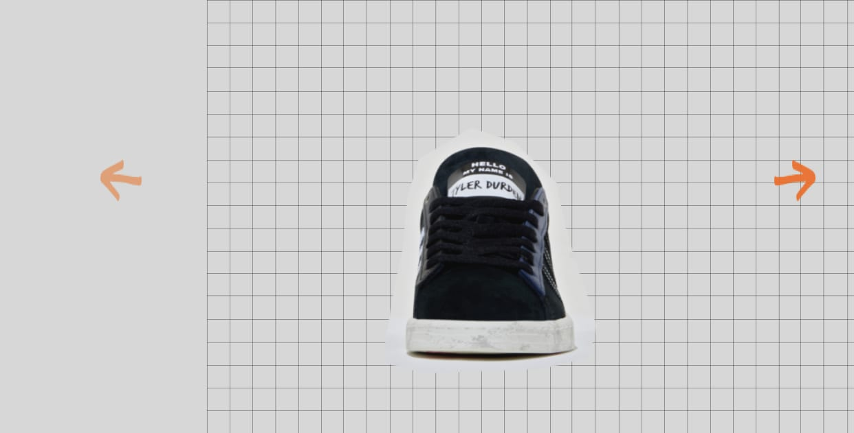 Size? x Adidas Campus 80s 'Fight Club' Front