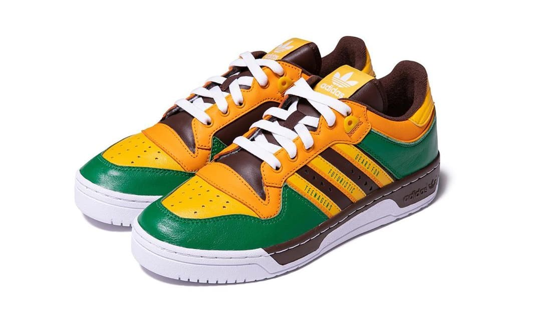 Human Made x Adidas Rivalry Low Pair