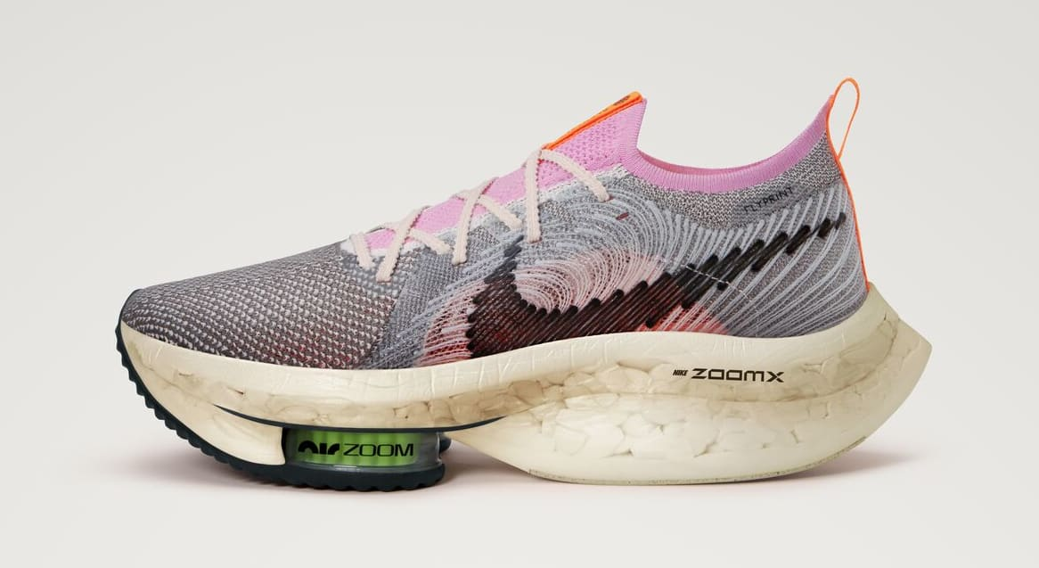 Nike Air Zoom Alphafly Next Nature Lateral