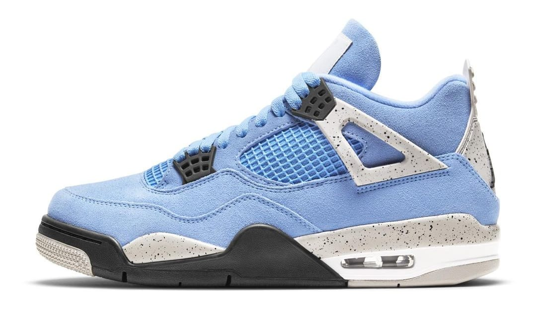Air Jordan 4 Retro 'University Blue' CT8527-400 Side