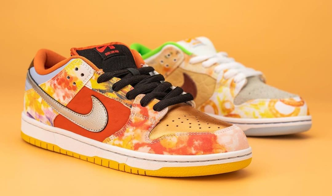 Nike SB Dunk Low 'Chinese New Year' CV1628-800 (Pair Right)