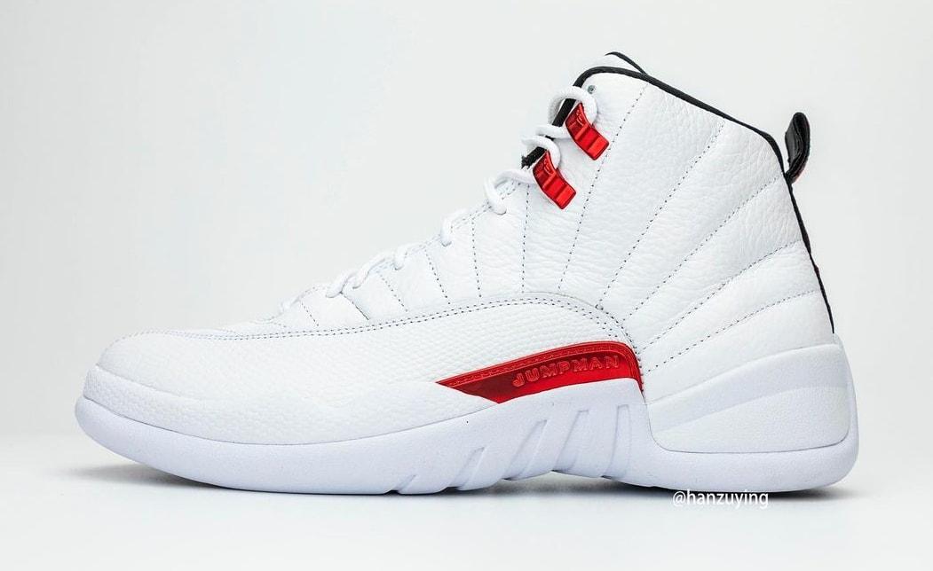 Air Jordan 12 Retro 'Twist' CT8013-106 Lateral
