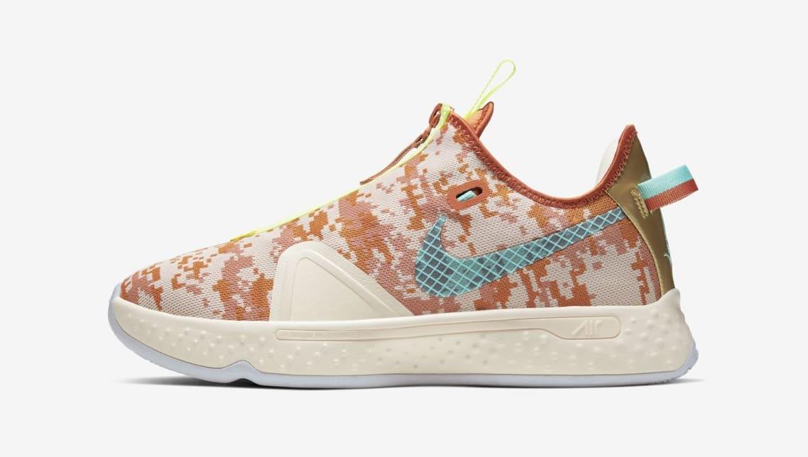 Nike PG 4 GE 'Digi-Camo' Lateral