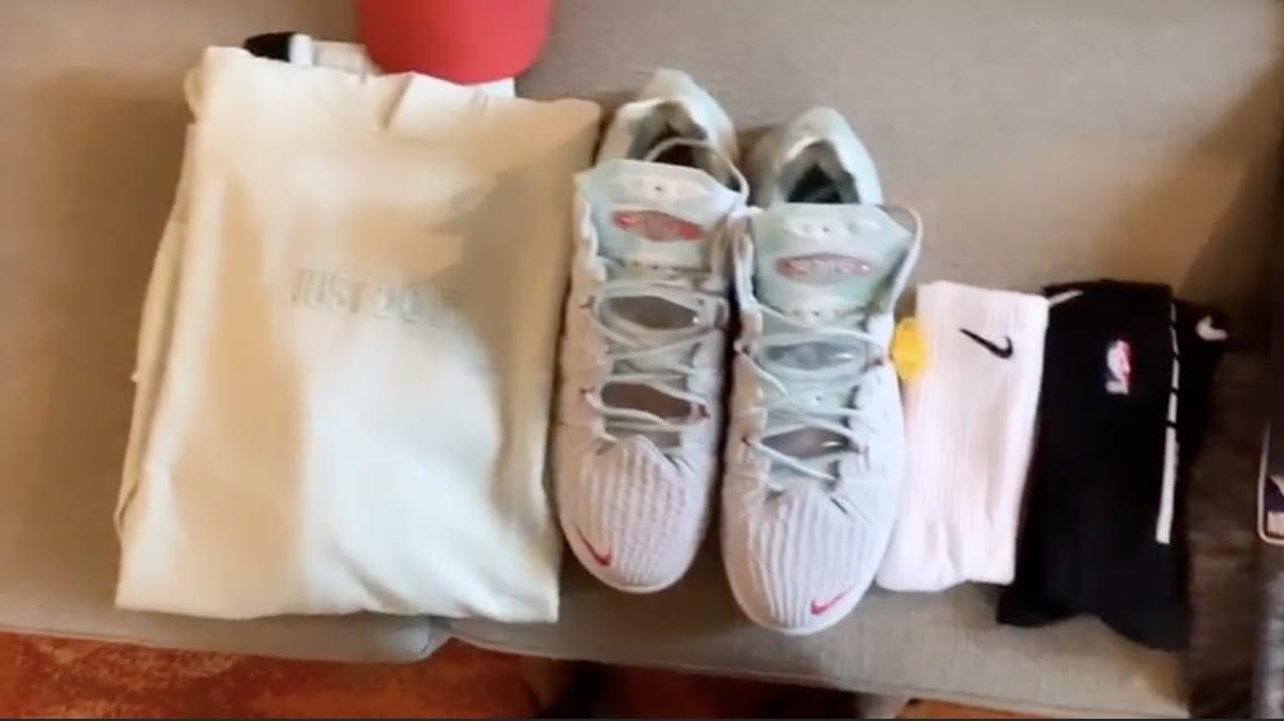 Nike LeBron 18 Teaser