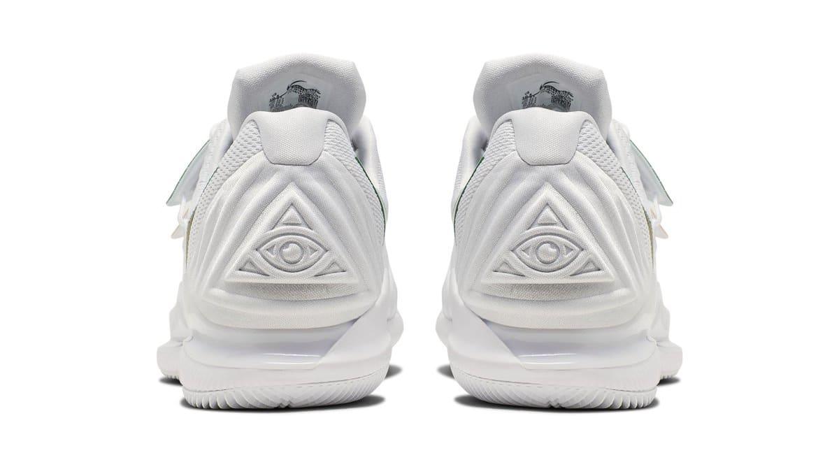 Nike Kyrie 5 x NikeCourt Vapor X 'Wimbledon' (Heel)