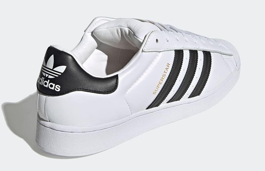Kerwin Frost x Adidas Superstar 'Superstuffed' GY5167 Heel