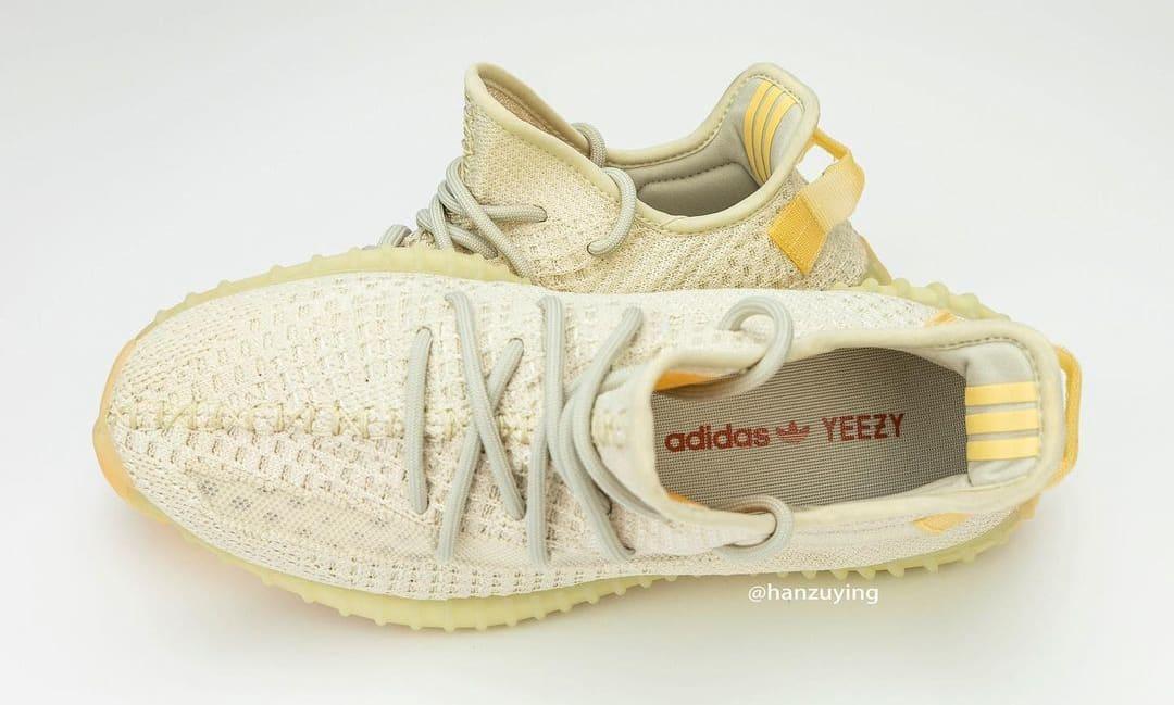 Adidas Yeezy Boost 350 V2 'Light' Top