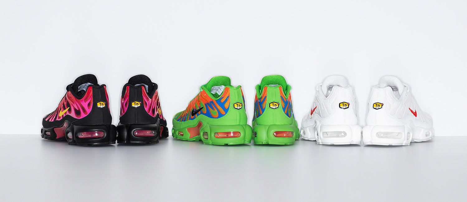 Supreme x Nike Air Max Plus Release Date Fall 2020 | Sole Collector