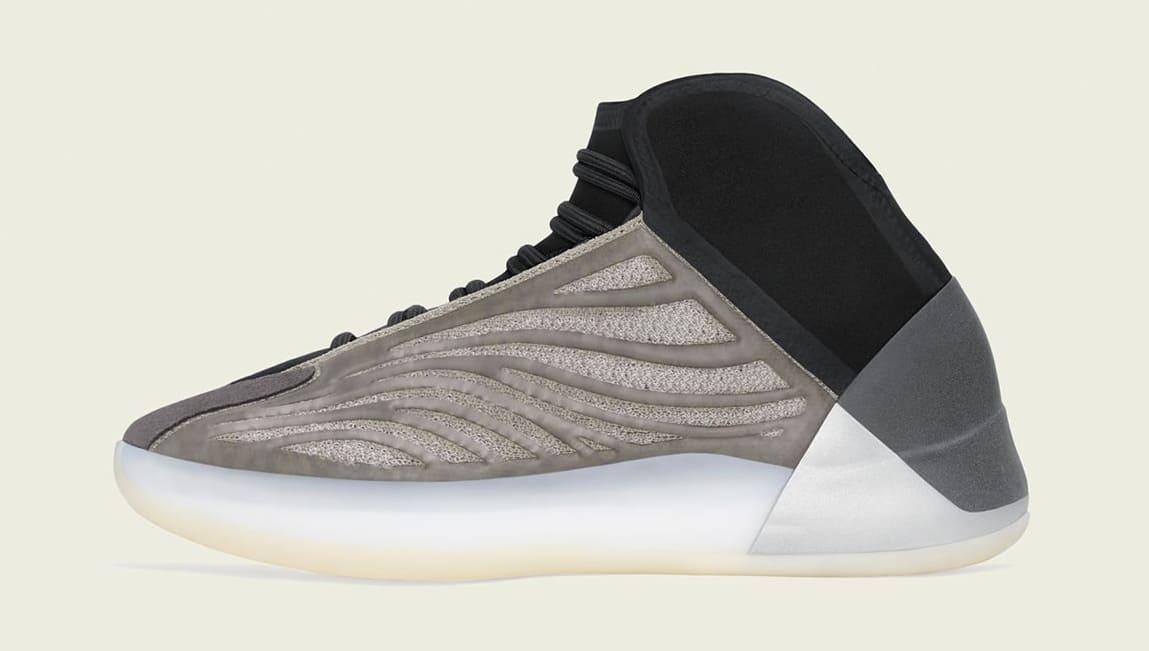 Adidas Yeezy Quantum 'Barium' H68771 Lateral