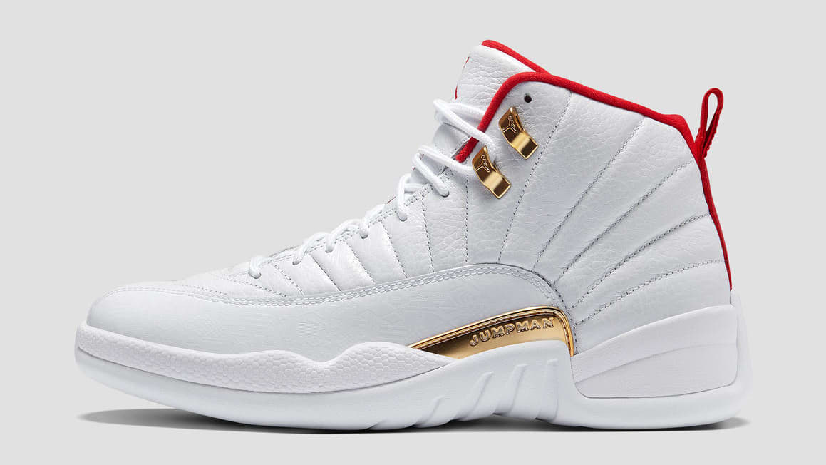 Air Jordan 12 FIBA Release Date