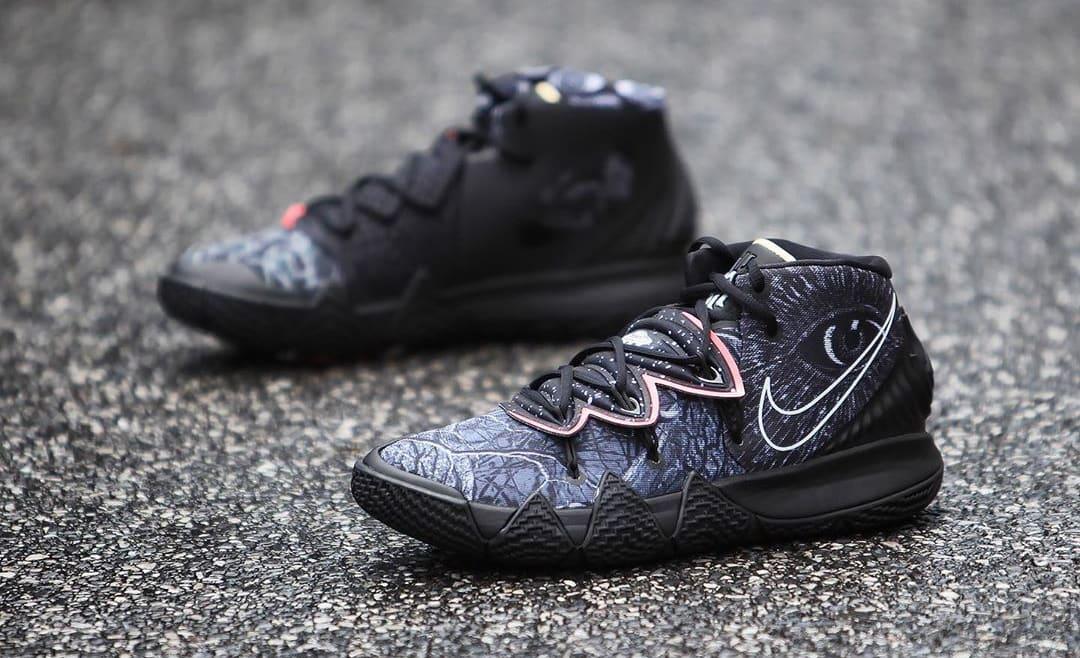 Nike Kyrie S2 Hybrid Side