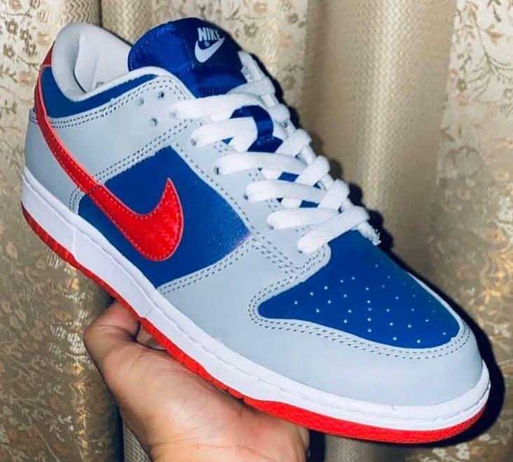 Nike Dunk Low 'Samba' 2020 Retro First Look CZ2667-400