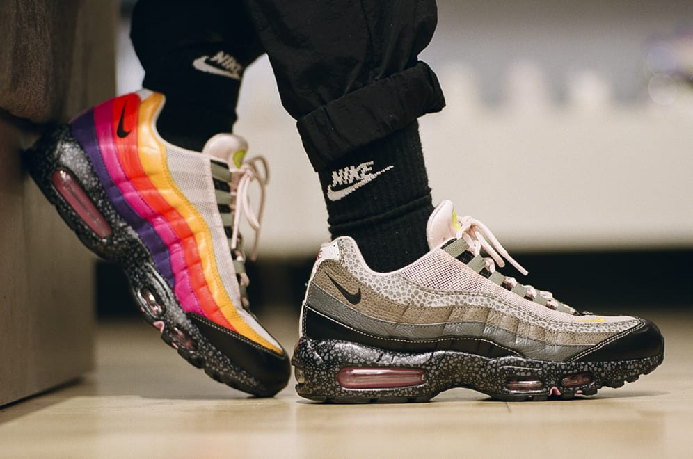 Size? Nike Air Max 95 '20 For 20' Lateral