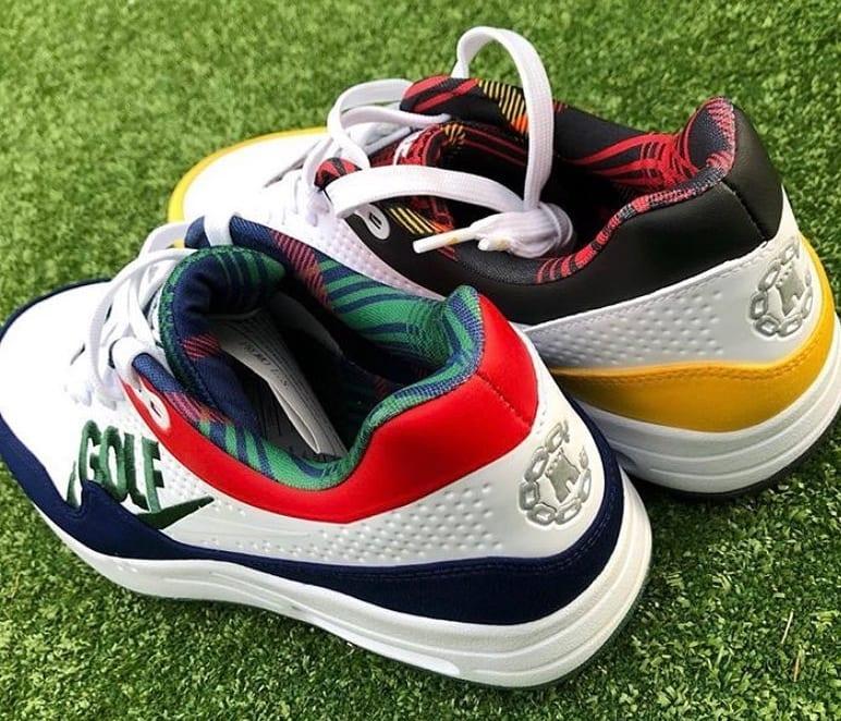 Crooks & Castles x Nike Air Max 1 Golf Heel