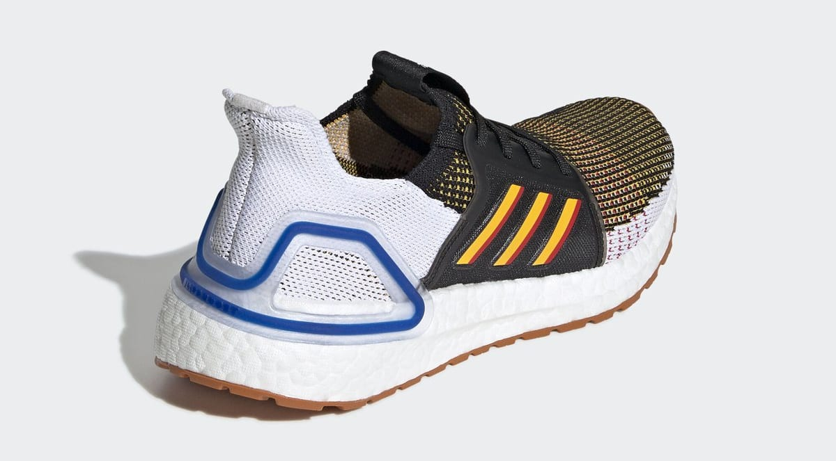 Adidas Ultra Boost 19 'Toy Story 4' (Heel)