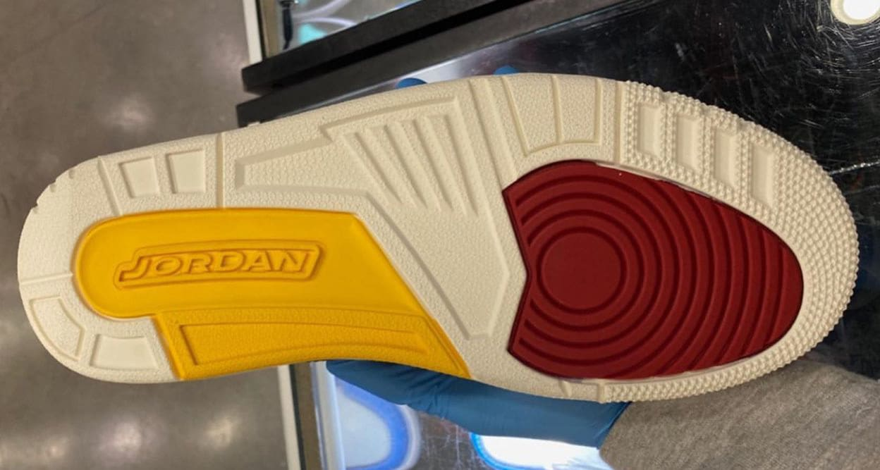 Air Jordan 3 Animal Instinct 2.0 Release Date cK4344-001 Sole