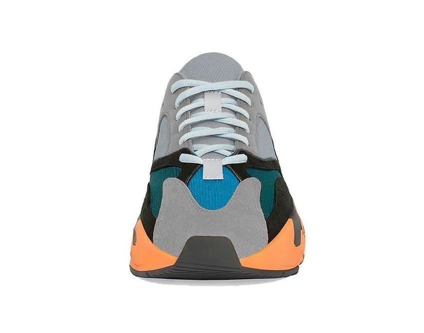 Adidas Yeezy Boost 700 'Warm Orange' Front Mock-up
