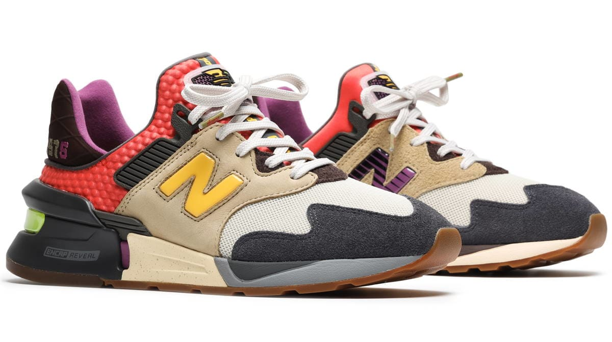 Bodega x New Balance 997S 'Better Days' Pair