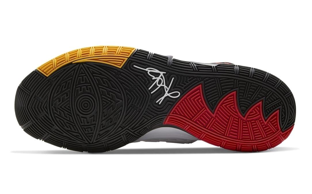 Nike Kyrie 6 Black Bruce Lee Mamba Release Date Sole