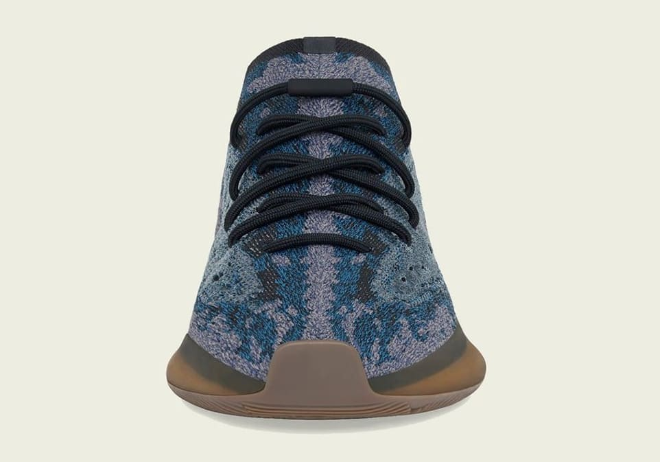 Adidas Yeezy Boost 380 'Covellite' GZ0454 Front