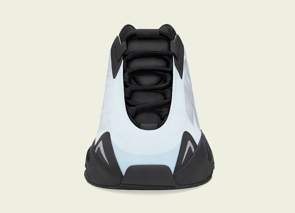 Adidas Yeezy Boost 700 MNVN 'Blue Tint' GZ0711 Front