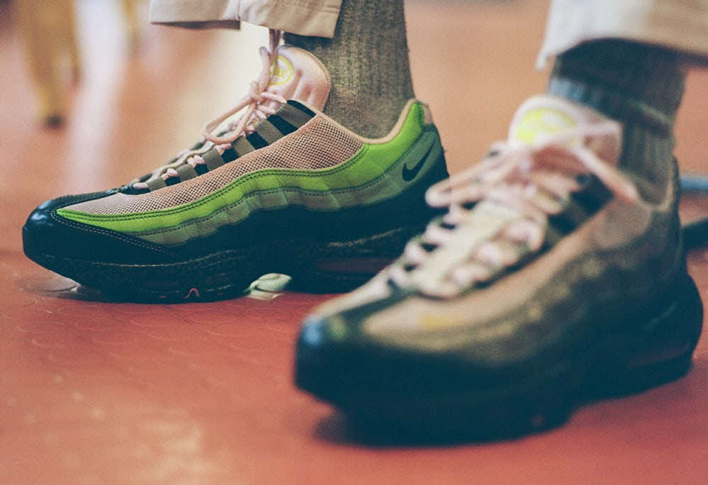 Size? Nike Air Max 95 '20 For 20' Front