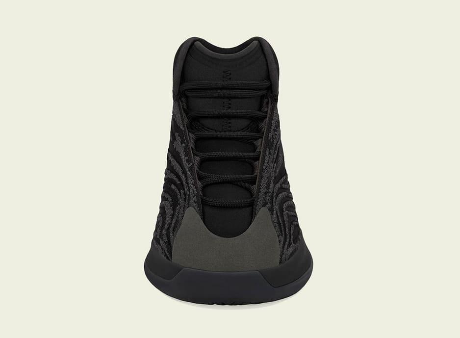 Adidas Yeezy Quantum 'Onyx' GX1317 Front